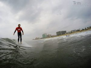 Hang Ten In Ocean City , MD Photo by Tom Laurie